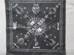 Fox Fearless 2017 Comic-Con promo bandanna (Archer Legion Strain)