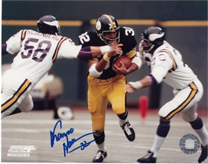 Franco Harris autographed Pittsburgh Steelers 8x10 photo
