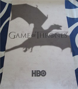 Game of Thrones 2013 Comic-Con 13x20 HBO promo poster