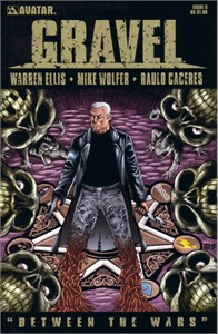 Gravel December 2007 comic book issue #0 (Avatar Press)