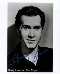 Harry Groener autographed Buffy the Vampire Slayer 8x10 photo