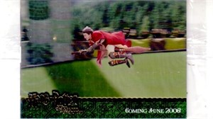 Harry Potter and the Chamber of Secrets album or binder promo cards 03 & 04