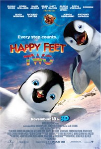 Happy Feet 2 mini movie poster
