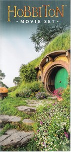 Hobbiton movie set brochure (from Lord of the Rings & The Hobbit trilogies)