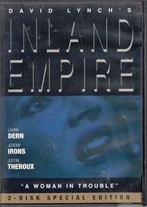Inland Empire movie Special Edition widescreen DVD LIKE NEW