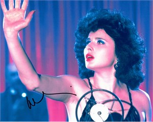 Isabella Rossellini autographed Blue Velvet 8x10 movie photo