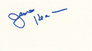 James Keach autograph or cut signature