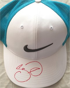 Jason Day autographed Nike Golf cap or hat
