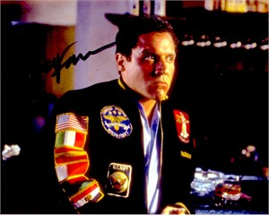 Jon Favreau autographed 8x10 photo
