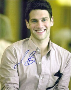 Justin Bartha autographed The Hangover 8x10 photo
