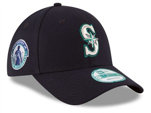 Ken Griffey Jr. Number Retirement Seattle Mariners New Era cap or hat NEW
