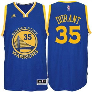 Kevin Durant Golden State Warriors authentic Adidas Swingman stitched jersey NEW WITH TAGS