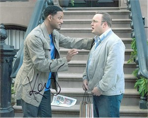 Kevin James autographed Hitch 8x10 photo