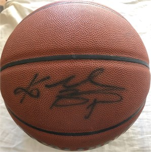 Kobe Bryant autographed Spalding NBA All-Surface basketball (PSA/DNA)