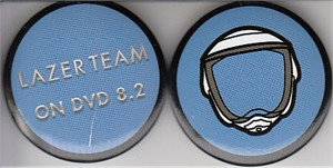 Lazer Team movie 2016 Comic-Con button or pin set