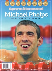 Michael Phelps An Epic Olympic Journey 2008 Sports Illustrated special issue