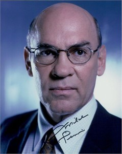 Mitch Pileggi autographed X-Files 8x10 photo