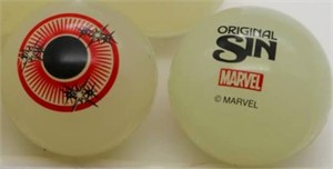 Original Sin Marvel 2014 Comic-Con promo bouncy ball