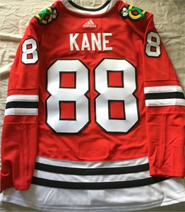 Patrick Kane Chicago Blackhawks authentic Adidas red game model jersey BRAND NEW WITH TAGS
