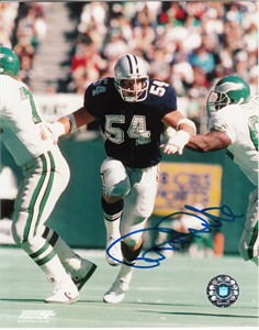 Randy White autographed Dallas Cowboys 8x10 photo