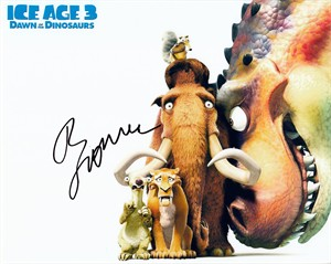 Ray Romano autographed Ice Age 8x10 photo
