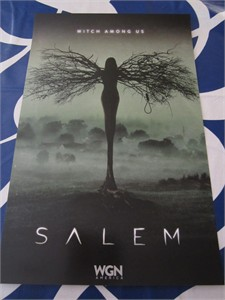 Salem 2014 Comic-Con promotional mini poster
