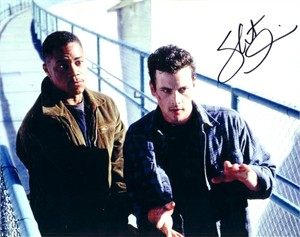 Skeet Ulrich autographed Chill Factor 8x10 photo