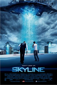 Skyline mini 2010 movie poster