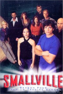 Smallville Season 4 2005 promo card SM4-1