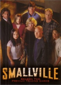Smallville Season 2 2003 Comic-Con promo card SM-SD2003