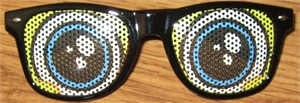SpongeBob SquarePants 2013 Comic-Con Nickelodeon promo glasses