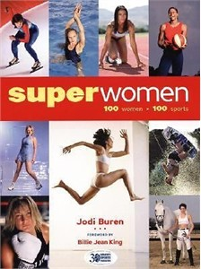 Superwomen 100 Women 100 Sports hardcover 2004 coffee table book NEW
