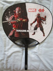 Tamashii Nations 2016 Comic-Con Marvel promo fan