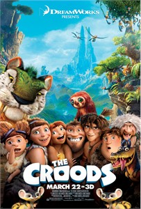 The Croods mini 2013 movie poster