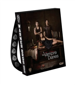 Vampire Diaries 2014 Comic-Con exclusive huge promo backpack or tote bag