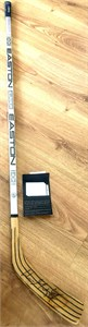 Wayne Gretzky autographed Los Angeles Kings authentic Easton game model hockey stick (UDA)