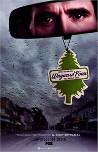 Wayward Pines 2014 Comic-Con 11x17 mini poster (Matt Dillon)
