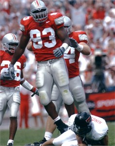 Will Smith 8x10 Ohio State photo