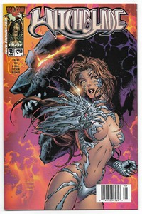 Witchblade 2001 Image Comics comic book issue #49